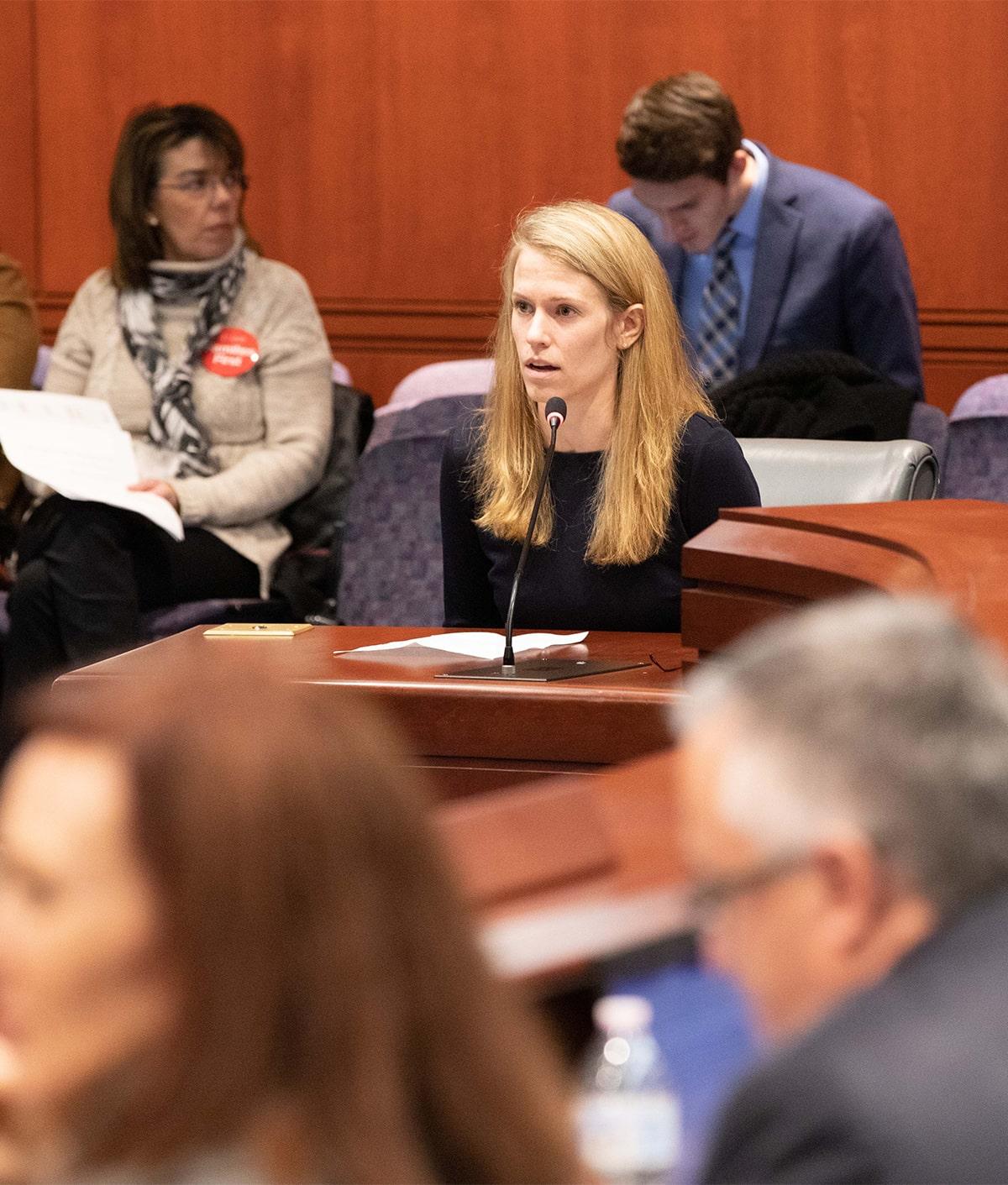 Lindsey Wells Speaking