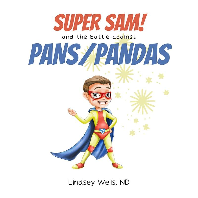 Super Sam Book Cover