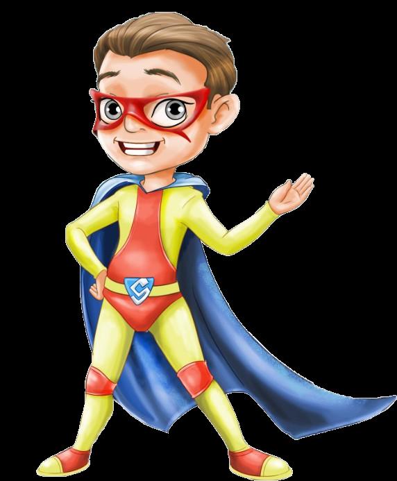 Super Sam Illustration